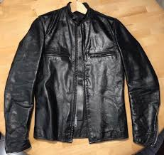 harley davidson leather jacket vintage 1970s sportster amf mint cafe racer 42 1 of 12 see more