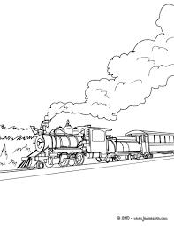 Coloriages De Trains Coloriages Coloriage Imprimer Gratuit