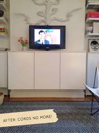 how to hide your tv components an ode