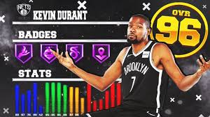 HOW TO MAKE KEVIN DURANT ON NBA 2K20 ...