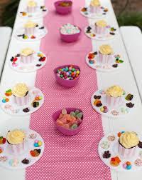 Shabby Chic Baking Themed Birthday Party Baking Party Ideas