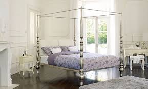Chrome Canopy Bed Frame : Sourcelysis - How To Make A Chrome Canopy ...