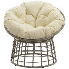 pretty inspiration ideas round rattan chair decoris wicker taupe charlies direct
