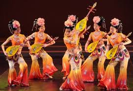 Image result for dancers from China