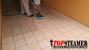 kitchen floor tile and grout cleaner video and photos