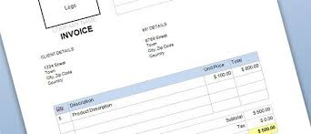 Get Invoice Template Word Microsoft Images