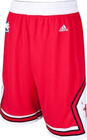 Adidas Nba Shorts Size Chart Chicago Bulls Red Swingman Shorts By Adidas