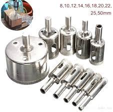 glass hole cutter drilling glass hole cutter bunnings