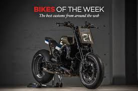 custom bikes of the week 26 march 2018 the best cafe racers scramblers
