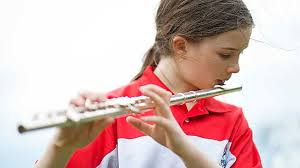 Brimbank college teen flautist