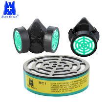 Respiratory Protection Rc1 Respirator Chemical Filter Cartridge Gas Mask Buy Cartridge Gas Mask Respirator Mask Chemical Filter Product On