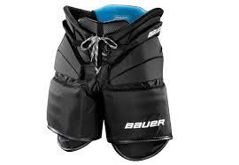 Bauer Goalie Pants Size Chart Bauer Reactor 9000 Sr Goalie Pant