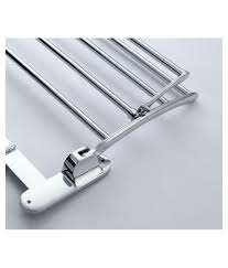buy fortune folding towel rack stainless steel towel rack online