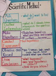 Science Experiment Chart Scientific Method Science Experiments Kids Elementary