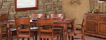 amish made diningroom furniture dutch homestead de pa