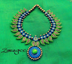 Quilling Chain Designs Pin By Jyoti Palsule On Projects To Try Terracotta