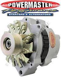 powermaster 478601 gm cs130 alternator 105 amp w one wire vr image is loading powermaster 478601 gm cs130 alternator 105 amp w