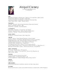 Radio Broadcasting Music Director Resume Cool Template For Personal Assistant Movie Cv Homefit