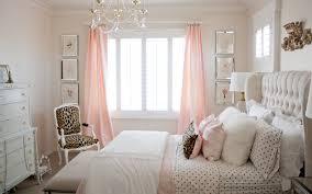 Pink And Gold Bedroom Decor Pink And Gold Girls Bedroom Makeover Randi Garrett Design