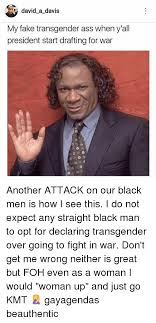Attack my black ass