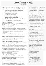 Clinical Nurse Resume Examples 3 World Journal Of Resume