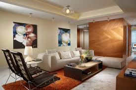 mid century modern furniture miami Family Room Contemporary with