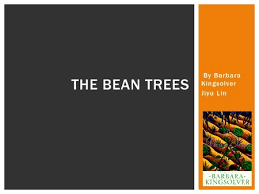 the bean trees by barbara kingsolver taylor greer wanted to get by barbara kingsolver jiyu lin the bean trees iuml130iexcl born in 1955 in annapolis