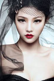 asian style makeup