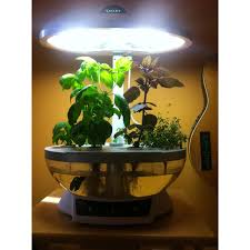 Aquaponics Indoor Garden Aquaculture Hydroponic System w/ Grow Light |  GreenHome123