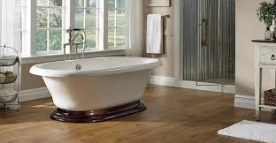 luxury vinyl plank although it s the most widespread type of commercial flooring and the material it s made from has been around since 1926