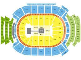 Acc Seating Chart Leafs Air Canada Centre Seating Map