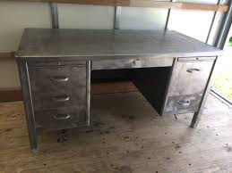 office desk metal. A Personal Favorite From My Etsy Shop Https://www.etsy.com · Tanker DeskMetal DesksDesk ChairsOffice Office Desk Metal