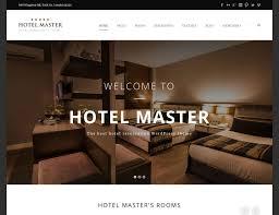 Best Hotel Website Design 2018 15 Best Hotel Wordpress Themes 2018 Themelibs