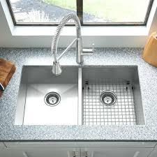 Undermount Double Kitchen Sink With Drainboard Alanlegum Home Design