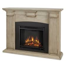 enjoyable inspiration indoor electric fireplace real flame adelaide in dry brush white