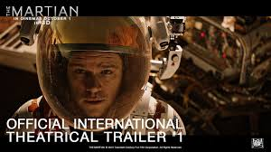 The Martian [Official International Theatrical Trailer #1 in HD (1080p)] -  YouTube