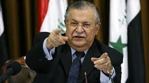 Image result for حیدر عبادی: طالبانی همواره خواستار وحدت کرد و عرب در عراق بود