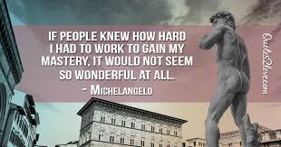 Michelangelo Quotes Gorgeous Best Michelangelo's Quotes About Art And What It Means To Be A True