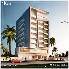modern residential building. Exellent Building Luxury Commercial And Residential Building In Muraqqabat  Dubai  Modern U0026  Contemporary Design By Kwec Throughout Building