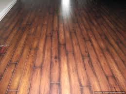 lamton virginia walnut laminate flooring showing the finished flooring