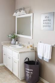 Bathroom Closet Organization Ideas Custom 48 Easy Tips To Organize The Bathroom Clean And Scentsible