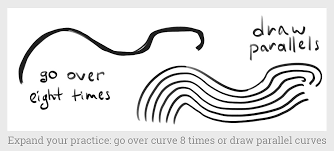 Line Drawing Techniques And Exercises How To Sketch