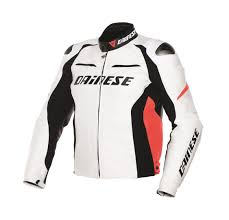 picture of dainese racing d1 pelle jacket