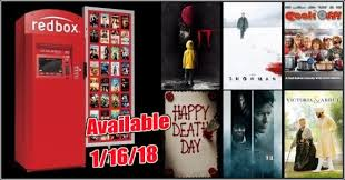 Own A Redbox Vending Machine New New To Redbox 48486488 Preview Trailers Of This Week's New