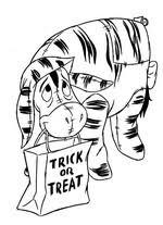 Halloween Kleurplaten Voor Peuter En Kleuter
