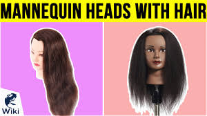 Top 10 Mannequin <b>Heads With</b> Hair of 2019 | Video Review