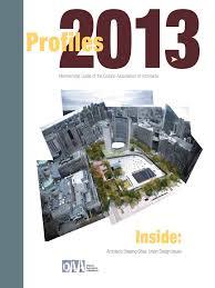 2013 Profiles Directoy.pdf   Architect   Industries