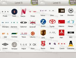 logo quiz level 5 pack contains 60 logos the answers to all of them are