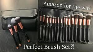 okay amazon 16 piece brush set