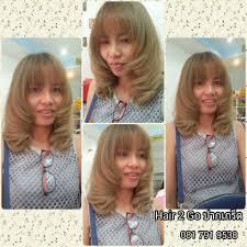 งานสาวๆผมสนสวยๆ Hair 2 Go ปากเกรด Facebook